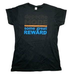 Tops - DEPECHE MODE Some Great Reward Global Spirit Tour